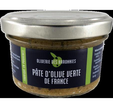 Pâte d'olive verte Volabis