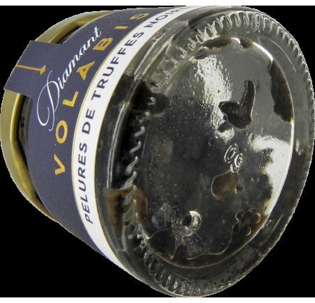Pelures de Truffes Noires 25g Volabis