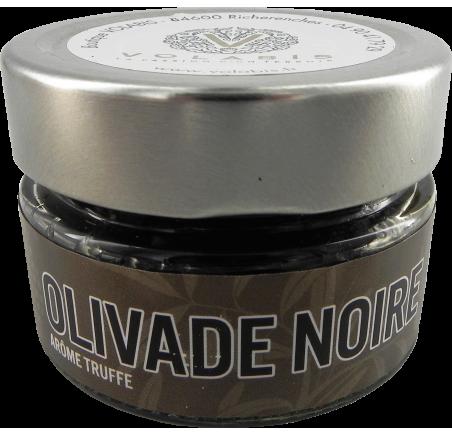 Olivade noire arome truffe Volabis
