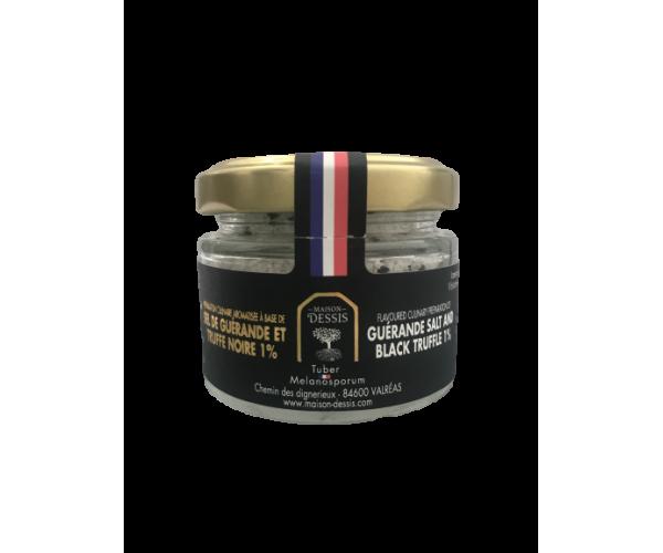 sel à la truffe noire boutique volabis