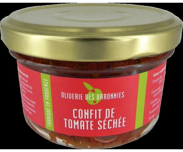 Confit de tomate séchée Volabis
